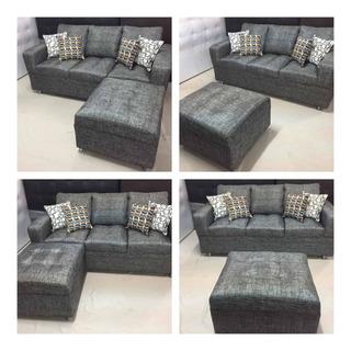 Mueble En L / Tienda/fabrica/variedad+3cojines