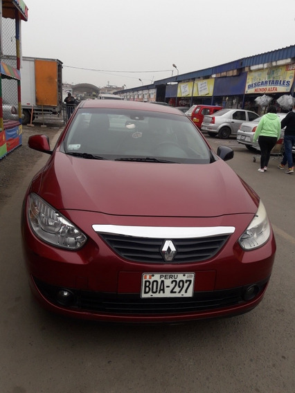 Renault Fluence Secuencial