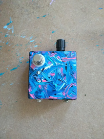 Handmade Pedal Black Eye Earthquaker Devices Versao