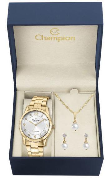 Kit Champion Feminino Cn29909w