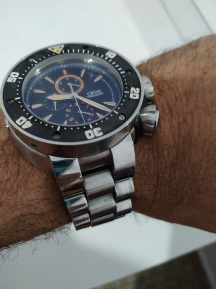 Relógio Oris Pro Driver