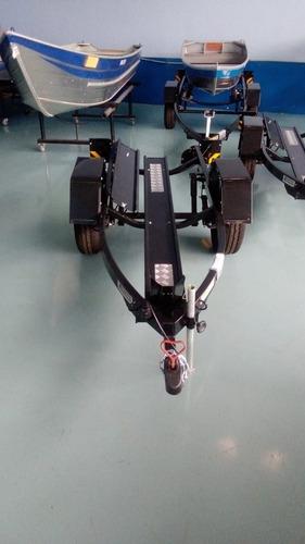 Carretinha Reboque Para Moto  Mult Carretas