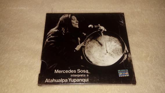 Mercedes Sosa Interpreta A Atahualpa Yupanqui (cd Nuevo)