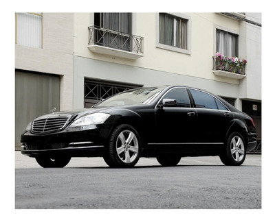 Mercedes Benz S500 Blindado
