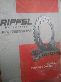Kit Tração Cbx 250 Twister Riffel