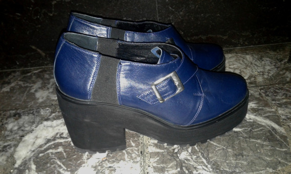 Zapatos Taco Ancho Febo N.°37
