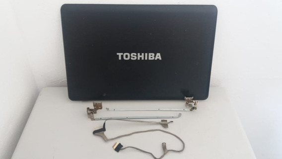 Tampa Da Tela E Dobradiça Toshiba Satelite C66012l