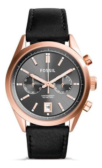 Relógio Fossil Masculino Del Rey Ch2991/0cn