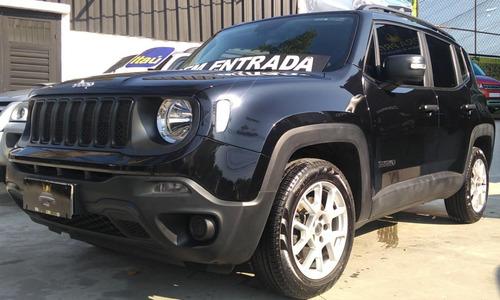 Imagem 1 de 7 de Jeep Renegade Sport At 2020