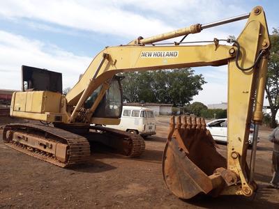 Excavadora Fiatallis Fx215