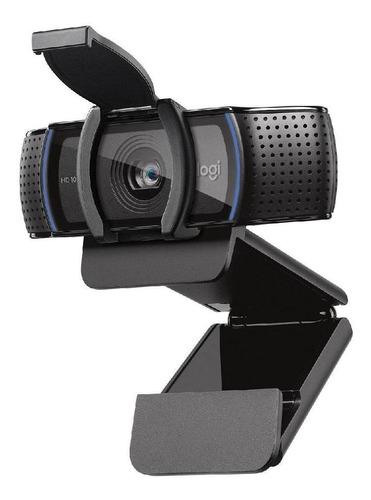 Camara Logitech Usb C920s Video Full Hd