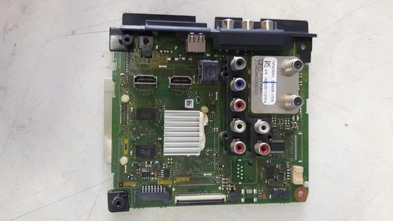Placa Principal Do Tv Panasonic Moledo: Tc-a400b