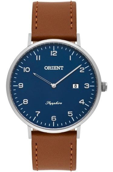 Relógio Orient Mbscs008 D2mx Vidro Sapphira