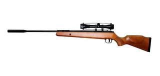 Rifle De Aire Comprimido Starkiller Nitro Piston 5.5 Mira