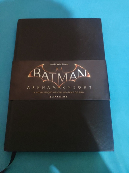 Livro Batman Arkham Knight