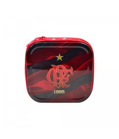Porta Cd Metal Para 24 Cds - Flamengo