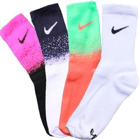 Lote 10 Paquete 3x1 Calcetines Nike Para Niño Mayoreo 30 Pzs