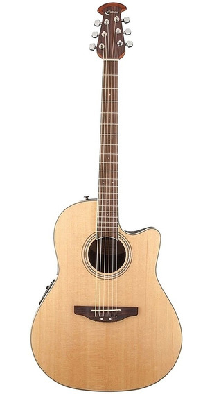 Guitarra Electroacustica Ovation Cs24 Celebrity Std