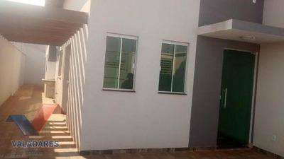 Casas 2 Quartos Para Venda Em Palmas, Plano Diretor Norte, 2 Dormitórios, 1 Suíte - 514006