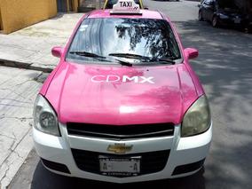 Chevrolet Chevy 1.6 Paq B Sedan Mt Todo Pagado