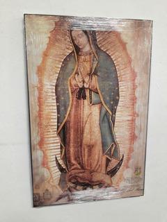 Cuadro Decorativo De La Virgen De Guadalupe