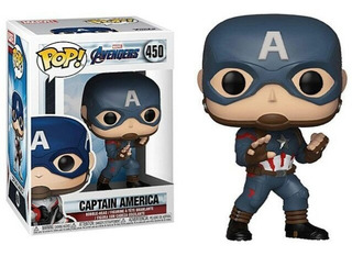 Funko Pop Capitán América End Game Original