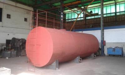Fabricacion Metalmecanica - Tanques - Tolvas - Vigas