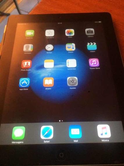 iPad 2 - 32 G - Com 3g E Wi-fi - Preto E Prata - Impecável