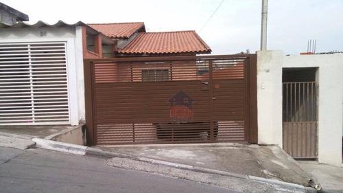 Casa Residencial À Venda, Terra Preta, Mairiporã. - Ca0066