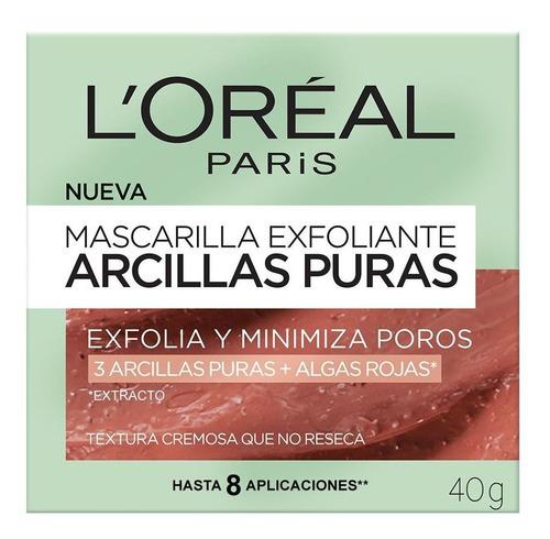 Mascarilla Exfoliante Arcillas Puras 40g Silk Perfumes