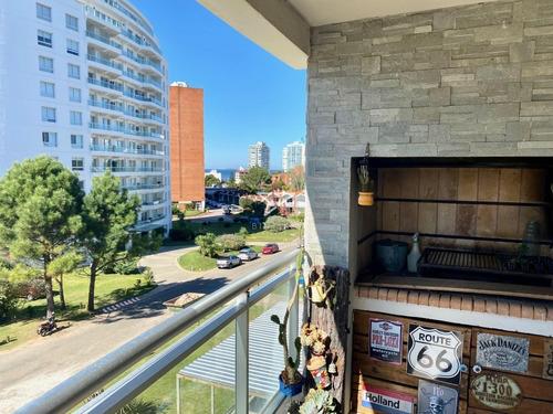 Apartamento, 3 Dorm, Punta Del Este, Aidy Grill, Venta- Ref: 1078