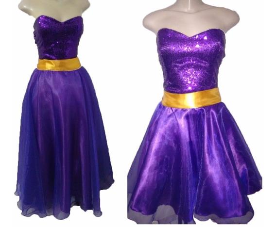 Vestido 2x1 Debutante 15 Anos Damas