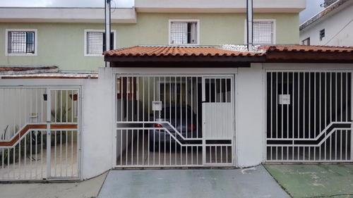 Sobrado Em Vila Costa Melo, São Paulo/sp De 71m² 2 Quartos À Venda Por R$ 380.000,00 - So733597