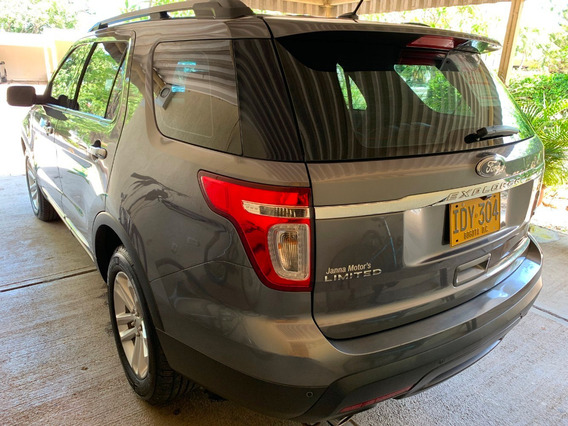 Ford Explorer Limited 2014 Como Nueva. Solo 56.900 Kms.