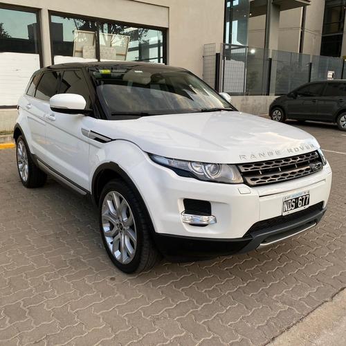 Land Rover Evoque Pure Plus 2.0 T