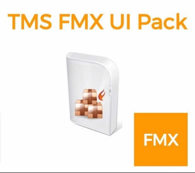 Componente Tms Fmx Ui Pack 3.7.1.0 Full Source For Xe6-d10.3