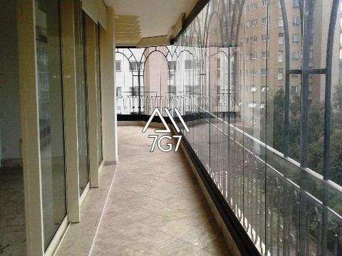 Apartamento Para Locação Panamby - Ap00743 - 32061272