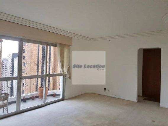 94802 * Lindo Apartamento Com 130m² No Morumbi!!! - Ap2894