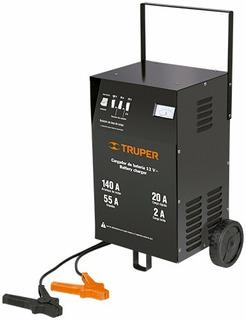 Cargador De Baterias 12 V,140 A, Truper 13028