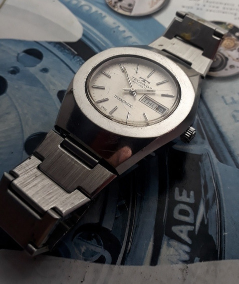 Relógio Technos Automático Excelente Estado