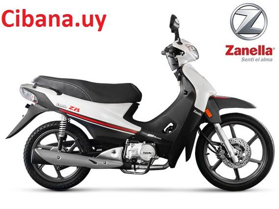 Moto Zanella Zb 110 Full