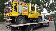 Auxilio Mecanico Grua Remolque 24hs Auto Capital Provincia