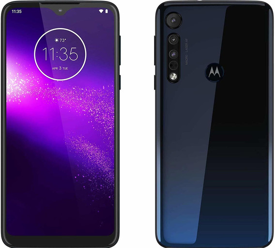 Motorola One Macro 6.2 Octa-core 4gb Ram 64gb 13mp 8mp