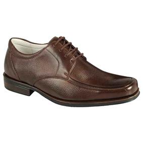 Sapato Social Masculino Derby Sandro Moscoloni Hudson Marrom