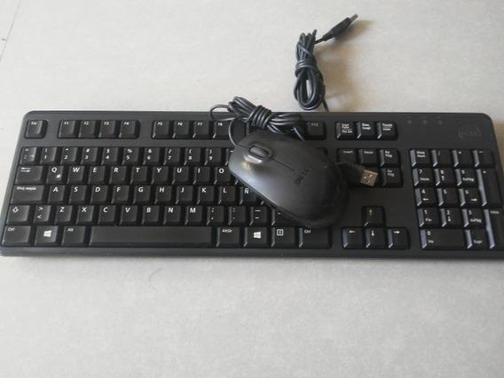 Kit Teclado Y Mouse Dell