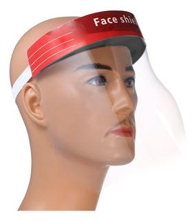 Máscara Protector Facial Flexible Reutilizable Cuotas