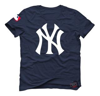 Camisa Camiseta Mlb New York Yankees Baseball