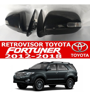 Retrovisor Fortuner 2012 2013 2014 2015 2016 2017 Abatible