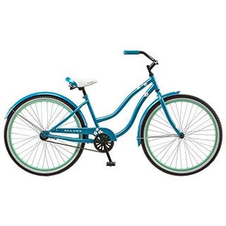 Bicicleta Kulana Para Mujer De 26 Pulgadas Azul