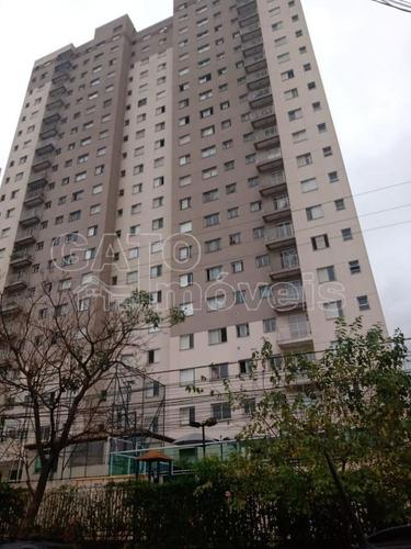 Imagem 1 de 15 de Apartamento Para Venda Em Cajamar, Portais (polvilho), 2 Dormitórios, 1 Banheiro, 1 Vaga - 21324_1-1879120